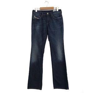 Diesel Ronhary Jeans 27 Dark Wash